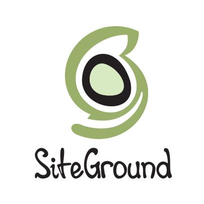hosting logo siteground
